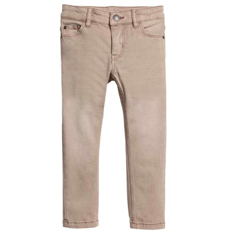 8c5ed1d870 Pantalon jean chupin nene gabardina color