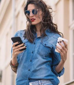 moda mujer motoroil jeans