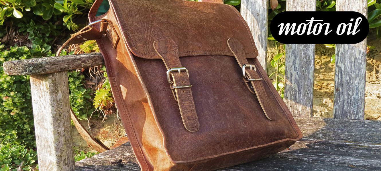 Marroquineria y accesorios, bolsos y carteras Motoroil