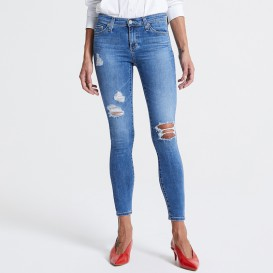 Pantalones Y Shorts Motor Oil Jeans Mujer Motor Oil